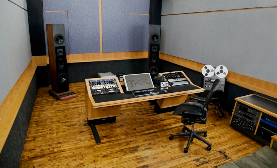Blackler Mastering studio