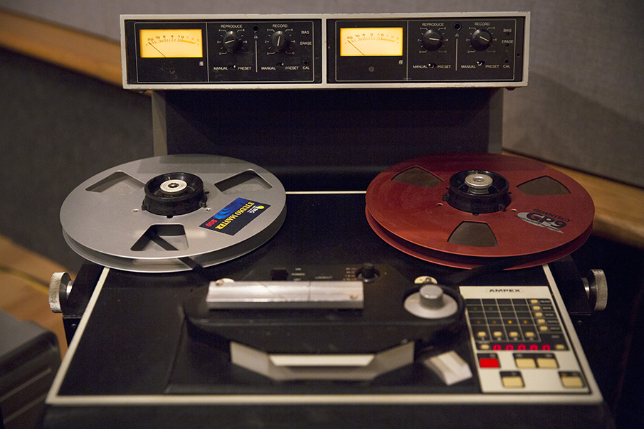 cd mastering machine